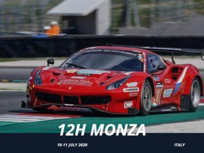 12H Rennen Monza 2020